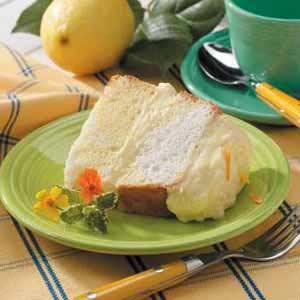 Lemon Daffodil Cake Recipe