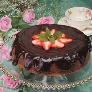 Flourless Chocolate Cake Recipe Taste of Home