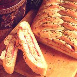 Reuben Loaf Recipe
