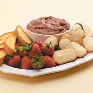 Creamy Hazelnut Dip Recipe