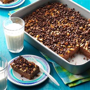 recipe: chocolate chip zucchini cake with cake mix [29]