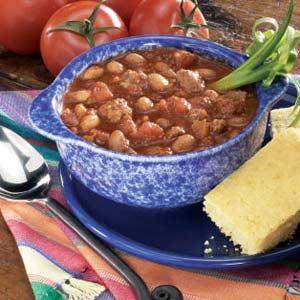 Texas Chili con Carne Recipe