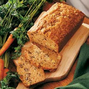 Pineapple Carrot Bread Recipe Taste Of Home