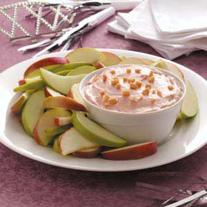 Nutty Caramel Apple Dip Recipe