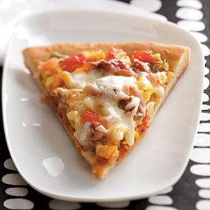 Veggie Breakfast Pizza Recipe