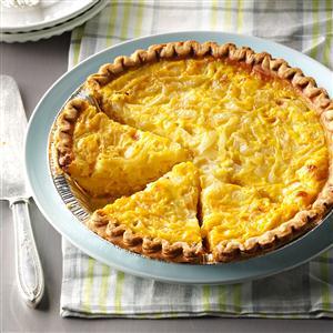 Sweet Onion Pie