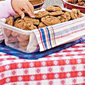 Chocolate Chip Molasses Cookies Recipe