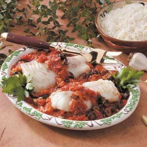 Fish Italiano Recipe