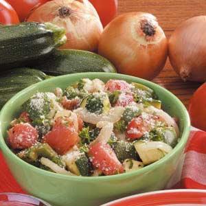 Zucchini Tomato Provencal Recipe