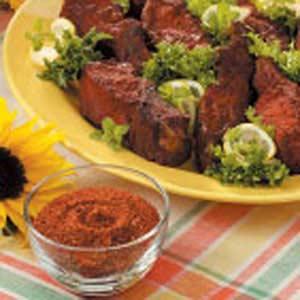Barbecue Seasoning Recipe