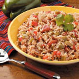California-Style Spanish Rice Recipe