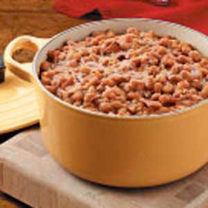 Quick 'N' Easy Bean Pot Recipe