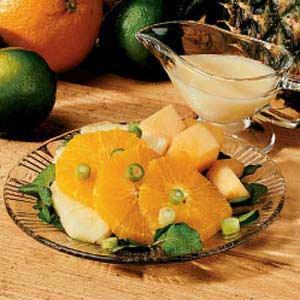 Fruit Salad Supreme Recipe