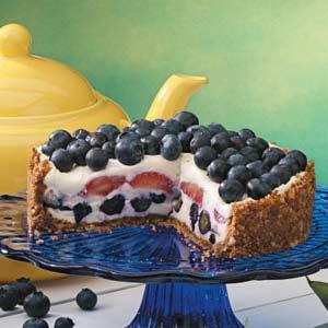 Gingersnap Berry Dessert Recipe