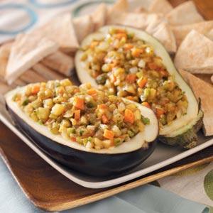 Stuffed Eggplant Dip Recipe