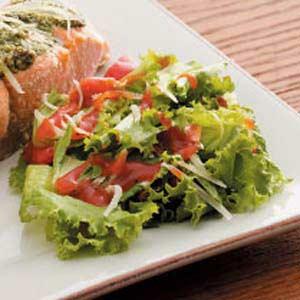Catalina Parmesan Salad Recipe