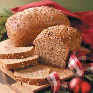 Toasted Sunflower Bread Recipe