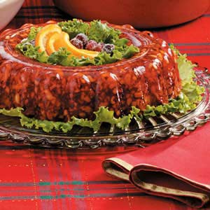 Christmas Cranberry Salad Recipe | Taste of Home
