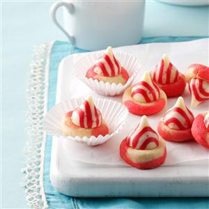 Peppermint Twist Kisses Recipe