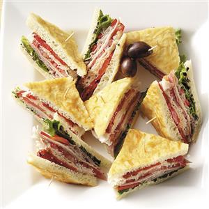 Focaccia Sandwiches Recipe