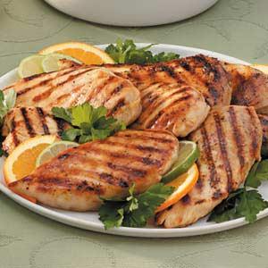 Jalapeno-Lime Marinated Chicken Recipe