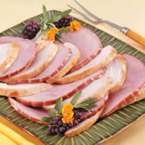 Brazilian-Syle Turkey with Ham Recipe