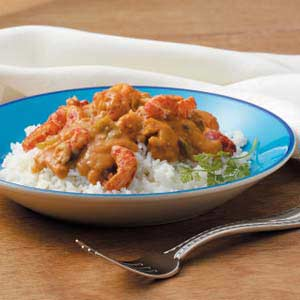 Crawfish Etouffee Recipe