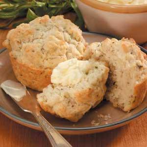 Italian Herb Muffins Recipe