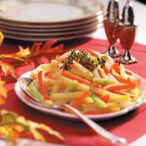 Winter Vegetables Recipe