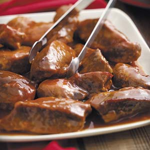 Slow-Cooked Ribs Recipe