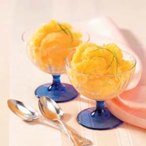 Apricot Lemon Ice Recipe