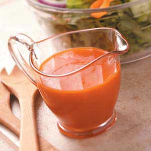 Makeover Creamy French Dressing Recipe