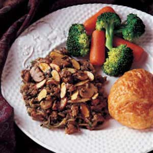 Wild Rice Hot Dish Recipe