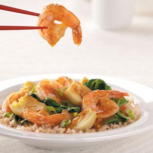 Thai Shrimp Recipe