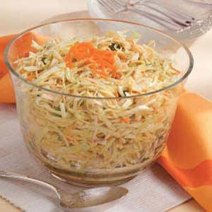 Mustard Coleslaw Recipe