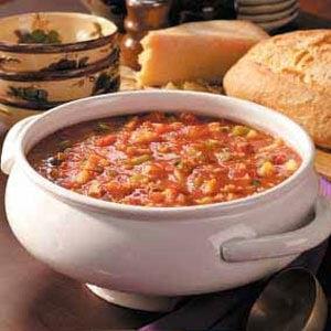 Tomato Clam Chowder Recipe