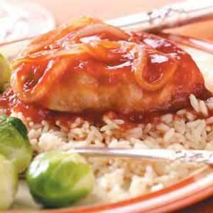 Pork Chops Monterey Recipe