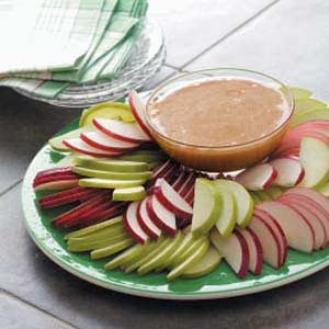 Quick Caramel Apple Dip Recipe
