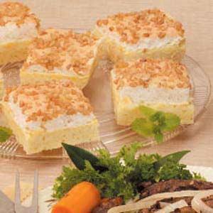 Fluffy Pineapple Dessert Recipe