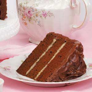 Fudge Layer Cake