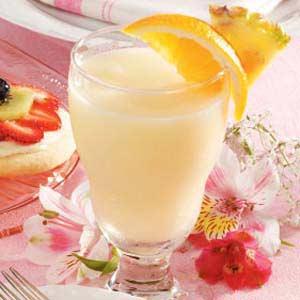 Pear Slushy Recipe