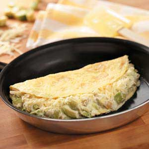 Hearty Mexican Omelet Recipe