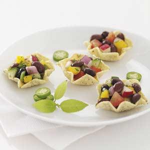 Tangy Black Bean Salsa Recipe