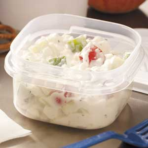 Awesome Cottage Cheese Salad Recipe