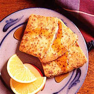 Cornmeal Scrapple Recipe