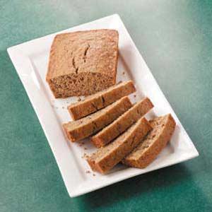 Grandma's Apple Bread Recipe