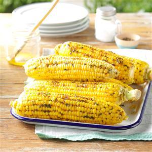 Garlic Pepper Corn Recipe