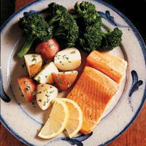 Hot Kippered Salmon Recipe