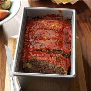 Meat Loaf with Oatmeal Recipe