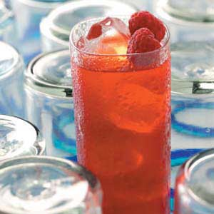 Raspberry Sweet Tea
